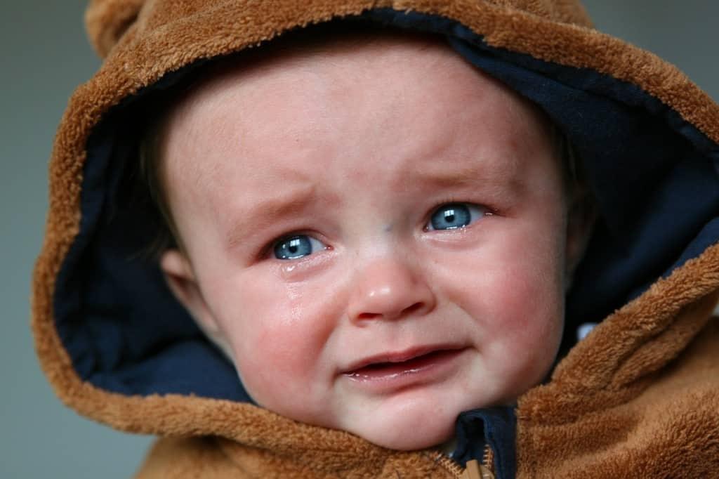 diarrhée chez le bébé