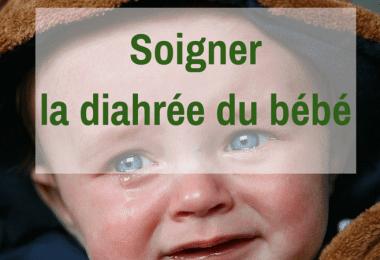 diarrhée du bébé