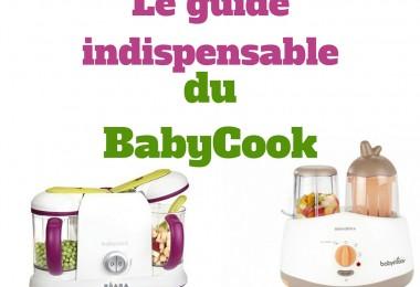 Baby cook-robot bebe